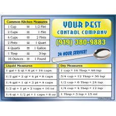Pest Control Kitchen Magnet #3