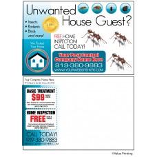 Pest Control Postcard #1