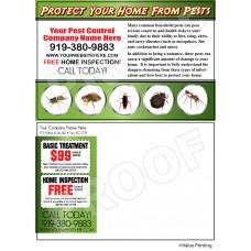 Pest Control Postcard #2