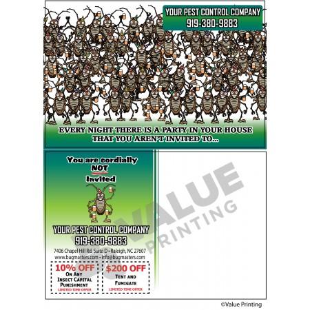 Pest Control Postcard #5